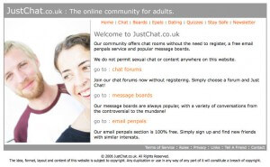 Just Chat v6